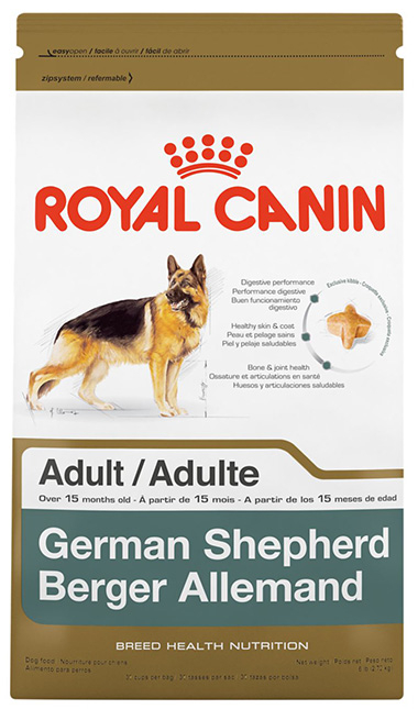 Croqueta German Shepherd Adult 24